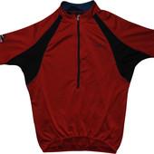 Вело футболка велосипедка красная с карманами Nike Fit acg M usa