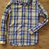 Яркая рубашка Bonprix 39-40