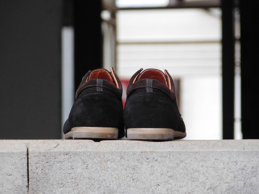 Туфли clarks, р. 40-45, две модели, син, черн, код gavk-10047 фото №6