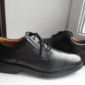 раз.44-45.Очень удобные туфли Clarks unstructured