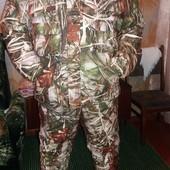 Зимний костюм ( охота, рыбалка)