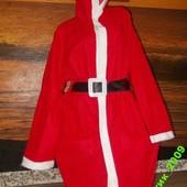 Распродажа!Маскарадный костюм Санты от 50 до 60 размера