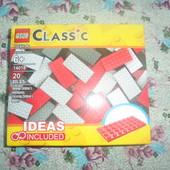 конструктор легосовместимый набор деталей 20 шт в коробке укр+15 гр