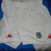 Спортивние оригинал футбольние шорти Kappa.хл -2хл .