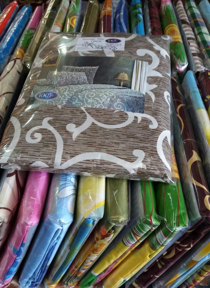 Комплект постельного белья -полуторка оптом и в розницу фото №1
