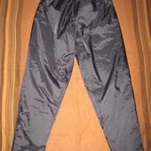 Мембранные (XXL) зимние штаны штормовки мужские