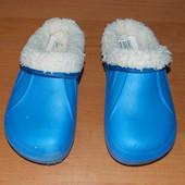 Фирменные кроксы для ребенка, размер 13 (20,5 см)