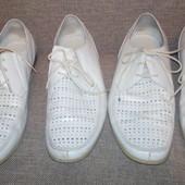 туфли кожаные 29 см стелька