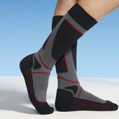 Лыжные термо носки Tchibo 43-46