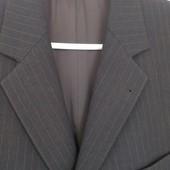 костюм классический Hauptfutter, коричневый, 52