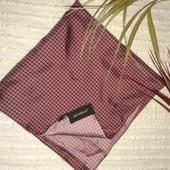 Шелковый платок носовичок от Winsdor