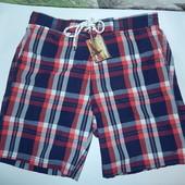 Новые мужские фирменные шорты,р-р М,можно и на Л,смотрите замеры