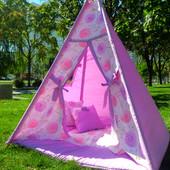 Вигвам, детский игровой домик, палатка, типи для ребенка, шалаш, шатер