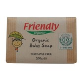 Органическое детское мыло Friendly organic