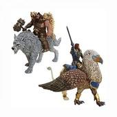 Игрушечный набор Warcraft 4 фигуры (96257)