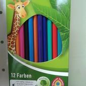 Карандаши цветные Idena, Германия