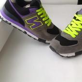 кроссовки стиль New Balance