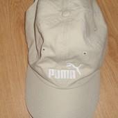 Кепка/трекер,бейсболка, Puma, катон, Италия, оригинал