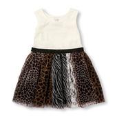 Красивое платье на 4 года childrensplace