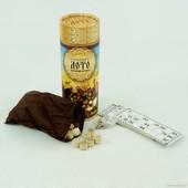 Настольная игра Казацкое лото в тубусе,T G 48 Данко Тойс