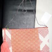 Солнечная сумочка в этно стиле от C&A шок цена