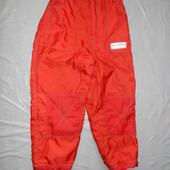 р. 134-140 лыжные термоштаны, Германия зимние штаны