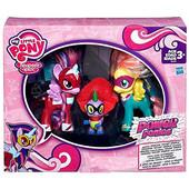 My little pony Коллекционный набор Супер-герои power ponies. В наличии