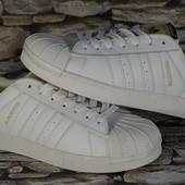 Мужские кроссовки Adidas Superstar Адидас суперстар