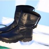 Стильные ботинки, зима демисезон, с 36-41р код:ИН