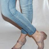 Туфли 38 р 5th Avenue Германия кожа полная оригинал