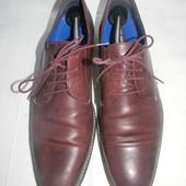 Кожаные туфли Red Tape р.44 (11) дл.ст 31см