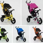 Велосипед трехколесный Best Trike 5555 (5 расцветок)