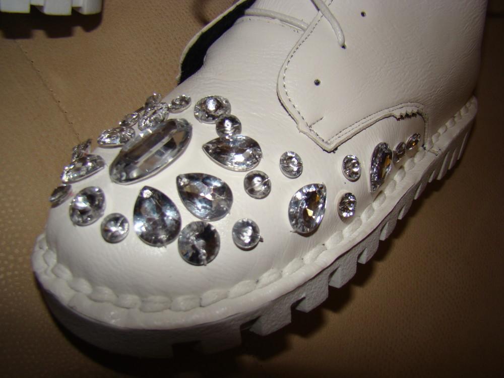 Ботинки демисезонные фото №4