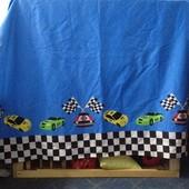 Детская плотная штора фирмы Next размер 135*132 см