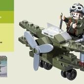 Конструктор Brick Военная серия 804