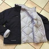 Пуховик куртка двусторонняя р 46