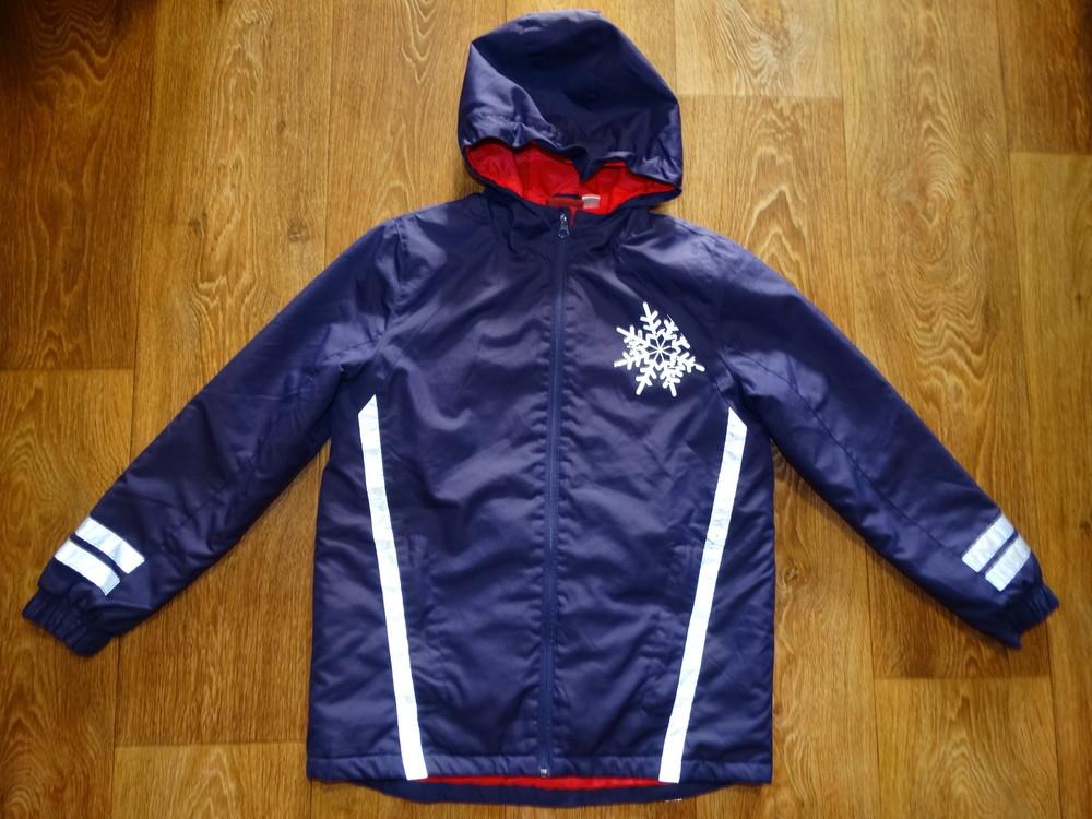 Термо куртка Pepperts р. 146 10-11лет  фото №1