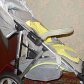 Супер удобная прогулочная коляска Geoby c 780!
