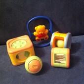 Развивающий набор игрушек Tolo