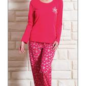 Пижама Vienetta Secret , трикотаж р. m, l, xl