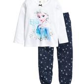 Суперская пижамка h&m,ниже цены сайта