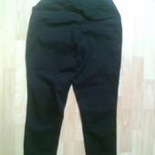 Фирменные джинсы джеггинсы для беременных XL