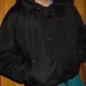 Фирменная зимняя курточка  Tutek (Тутек.л-хл .
