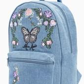 Джинсовий рюкзак NEXT для дівчат під замовлення