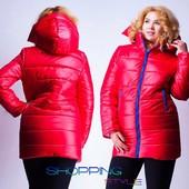 Куртка зима-весна р-ры 42,44,46,48