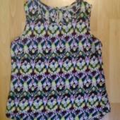 Фирменная майка блузка L