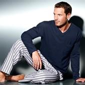 Классная пижамная кофта от тсм Tchibo размер 48-50