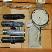 Нутромер индикаторный мод. 104 и 105, цена деления 0,001 и 0,002 мм. новый СССР