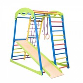 Детский игровой комплекс, спортивный уголок Sport Kroha mini + подарок!