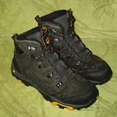 Зимние термо ботинки Jack Wolfskin 35 р-р стелька - 23 см, утеплитель Thinsulate в прекрасном состоя